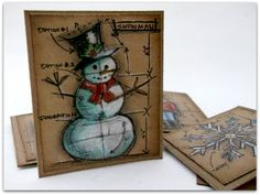 Sketching Stamper: Blueprints Christmas