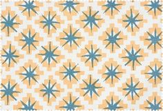 Peter Dunham starburst fabric-Peter's shop is a go to for us as are the designers in his fabric stable at Hollywood at Home-This is a great design for walls, curtains or upholstery!