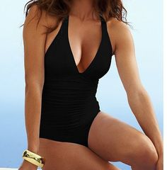 2012 Sexy New Women One Piece Monokini Bathing Suit Swimsuit Swimwear Beachwear | eBay