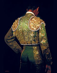 The Matador- Hoja by Christian Gaillard
