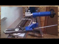 Vorstellung meiner selbstgebauten Kugeldrehvorrichtung [HD] - YouTube