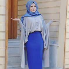 Pinterest: just4girls Niqab Fashion, Modest Fashion Hijab, Modern Hijab Fashion, Casual Hijab Outfit, Muslim Fashion, Hijab Dress, Hijab Style, Hijab Chic, Maxi Outfits