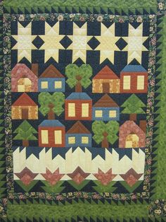 House quilt- NC Quilt Show