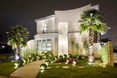 Construindo Minha Casa Clean: Fachada, Paisagismo e Decoração Contemporânea!