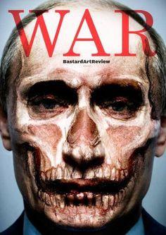 лицо войны - #путин