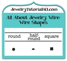 Jewelry wire wire gauge size conversion chart jewellery wire all about jewelry wire everything you need to know about the different materials shapes gauges and wire hardness great for wire wrapping beginners greentooth Choice Image