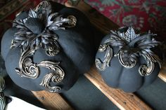 Autumn Decorating, Pumpkin Decorating, Fall Decor, Pumpkin Crafts, Fall Crafts, Holiday Crafts, Holidays Halloween, Halloween Crafts, Fall Pumpkins