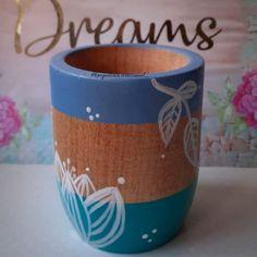 Meraki, Garden Crafts, Tableware, Bohemian, Painting, Ceramic Cups, Decorative Wood Painting, Floral Paintings, Painted Wood