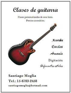 Clases de guitarra en Quilmes