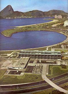 Galeria - Clássicos da Arquitetura: Museu de Arte Moderna do Rio de Janeiro / Affonso Eduardo Reidy - 12