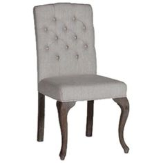Gabby Avignon Chair in Linen | Dining Chairs & Benches | Dining Room | Furniture | Candelabra, Inc.