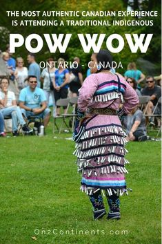 The most authentic cultural experience in Canada is attending a traditional First Nations Pow Wow. Learn more in this article. . #powwow #ontario #canada #londonontario #ldn #ldngem #519 #londonont #londonon #indigenoustourism #firstnations #nativeamerican #culture #festival #indigenous #indigenousculture #northamerica #visitcanada #thingstodoincanada #thingstodoinontario #travelcanada #canadatravel Travel Couple, Family Travel, Visit Canada, Cultural Experience, Pow Wow, Stunning Photography, Best Blogs, London City