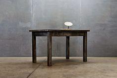 Vintage Stoughlaeth Steel Age Desk : Factory 20