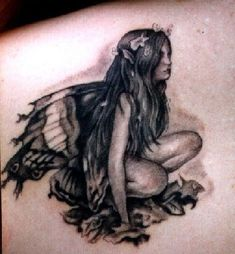 Fairy Tattoos Pictures Gallery
