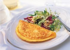 Basic Omelette - Recipes - Cooking with Eggs - Egg Farmers of Canada