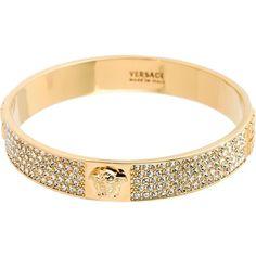 Gold Earrings – Important Facts Versace Bracelet, Versace Jewelry, Luxury Jewelry, Urban Jewelry, Metal Jewelry, Vintage Jewelry, Unique Jewelry, Gold Jewelry, Fashion Bracelets