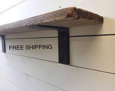 FREE SHIPPING,Shelf Brackets, L Brackets, Shelves, Corbels, Metal Shelf Brackets, Mantel Corbel, Rustic Brackets, Open Shelving