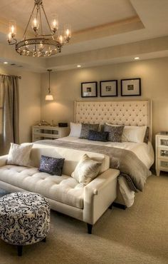 Gorgeous 65 Incredible Luxurious Master Bedroom Ideas https://decoremodel.com/65-incredible-luxurious-master-bedroom-designs-ideas/