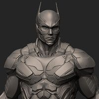 """This is the break down of my project """"THE BATMAN""""."""
