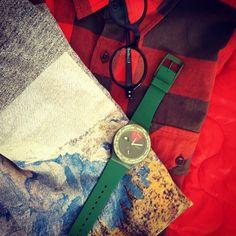 Day 3: Back to earth w/ AtopTimeZone VWA serisinden Yeşil Atop: http://www.atoptimezone.com/World-Time-Kol-Saatleri/VWA-3 @Ufuk Tapan