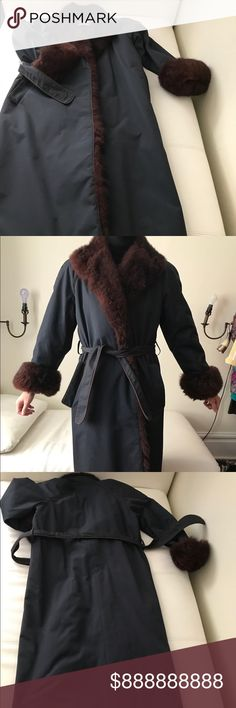 1970's Vintage Bill Haire Friedericks  Winter Coat 19 in pit to pit and 46 in long . Coat is in excellent condition . lining is in perfect condition I am confused about the different colors of the lining as it does look deliberate. It's a statement piece for sure/perfect for those quick coffee runs while looking glam. Please excuse the comments below this was part of an option selection where I had two other coats listed as well. Bill Haire was a famous designer for sportswear in the 60's…