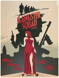 Matt Ferguson : Gangster Squad
