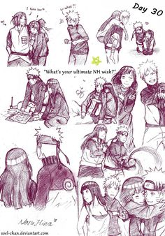 [DAY 30] What's your ultimate NH wish? by Soel-chan on deviantART - My ultimate wish is for them to get married......If I can see that, I will die happy