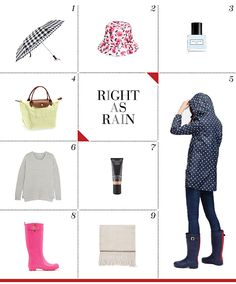 Mizhattan - Sensible living with style: *FRIDAY FRUGAL FINDS* Right as Rain