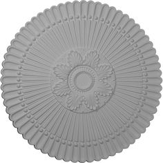 30-Inch OD x 1 1/4-Inch P Nexus Ceiling Medallion (Fits Canopies up to 2 3/4-Inch ) - 58.39