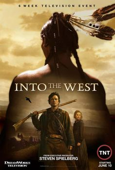Into the West, executive producer Steven Spielberg