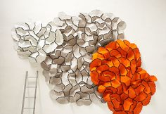 Way Cool Products | Kvadrat Clouds  http://www.kvadratclouds.com/  #interiordesign #interiors #art
