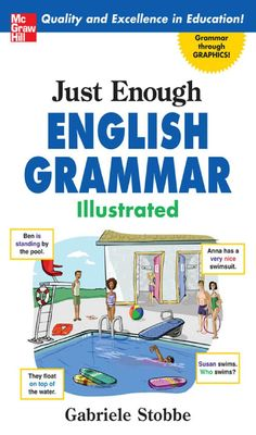 Just Enough English Grammar Illustrated