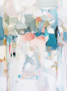 The Pink Pagoda: New Christina Baker Paintings