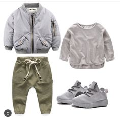 Yayyyyyyy Yeezy season for kids by kellsbrownie