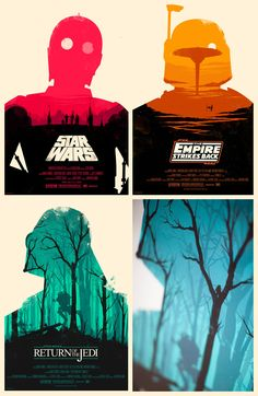 Flawless Poster Design Processes by DKNG Studios (Time Lapse Videos) Olly moss, reimaging of movie posters Foto Doodle, Doodle On Photo, Olly Moss, Creative Illustration, Graphic Design Posters, Film Posters, Design Process, Cool Pictures, Clever