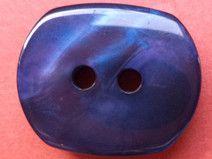 13 Knöpfe blau lila 18mm (6542-2) Jackenknöpfe