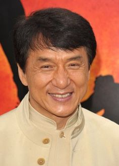 Jackie Chan Jackie was born in Victoria Peak, Hong Kong as Kong-sang Chan. He has been married to Feng-Jiao Lin since December They have one child. He is an actor and producer, known for Jackie Chan Adventures, Rush Hour, Rush Hour 2 and Shanghai Knights. Jackie Chan, Kung Fu Panda 3, Karate Kid 2010, I Movie, Movie Stars, Ju Jitsu, The Expendables, Cinema, Famous Celebrities