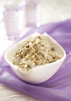 Tosi helppo sienisalaatti valmistuu nopeasti koska Pirkka haaparouskukuutioita ei tarvitse liottaa, valutus riittää. Nauti lisäkkeenä tai ruisleivän päällä. Cereal, Oatmeal, Breakfast, Food, The Oatmeal, Morning Coffee, Meals, Yemek, Corn Flakes