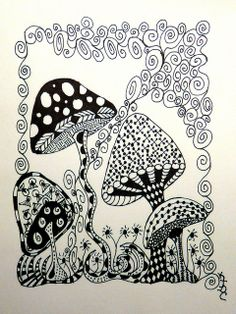 Mushrooms aren't always ugly by KimberlyJDC, via Flickr