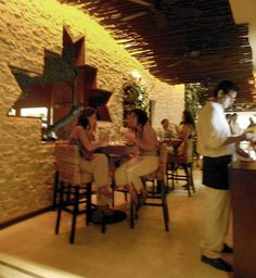 So many places to enjoy Mexican food specialities and international food...Playa del Carmen