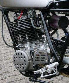 SR 500 Motor 48T 560 ccm 90mm X 88mm Powerdynamo in Baden-Württemberg - Markdorf | eBay Kleinanzeigen Sr 500, Street Tracker, Motorcycle Engine, Car Engine, Dynamo, Yamaha Bikes, Bike Photoshoot, Scrambler, Custom Bikes