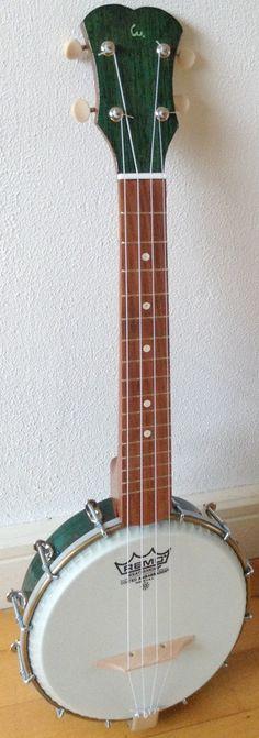 Wim van der Leden Tenor scale Banjolele --- https://www.pinterest.com/lardyfatboy/