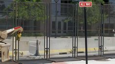 Expanded Metal Security Fence. Call Marco today 800-200-3047