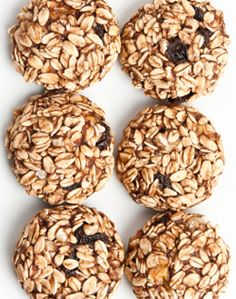 No bakes. Replace pb with almond butter, oats with slivered almonds and splenda with coconut sugar and cream with almond milk. I'll See how it works ;-) Might use coconut oil instead of butter.