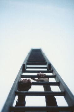 It's the climb... One step at the time.