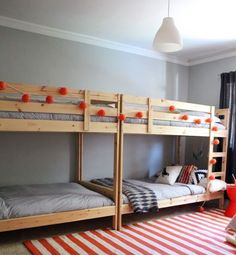 Brother's Keeper:  Terrific Shared Boy Bedrooms   Best of 2013