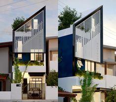 Fassaden Von Modernen Häusern   Erstaunliche High End Designs