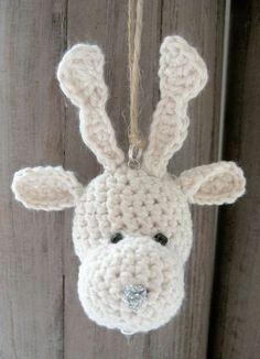 143763413078793837 Reindeer ornament