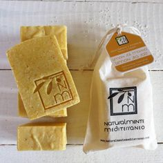 Jabón natural artesanal ecológico elaborado con pasión en Andalucía con sal del Mar Mediterraneo, todos tipos de piel, elaborado a mano