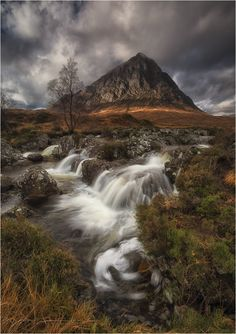 Beauchaille Etive Mor by Pascal Bobillon on 500px